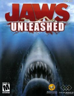 Jaws Unleashed Coverart