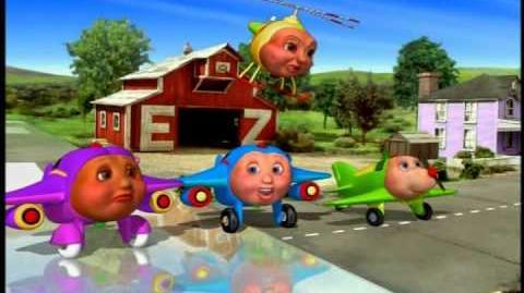 Jay Jay the Jet Plane - Episode 36 - Brenda's Mothers Day