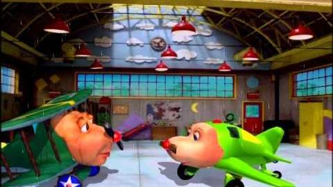 Jay Jay the Jet Plane - Episode 17 - Snuffy's Rainbow