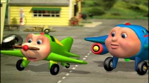 Jay Jay the Jet Plane - Episode 10 - Missing You