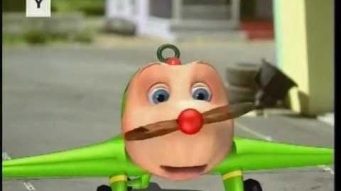 Jay Jay the Jet Plane - And That's The Tooth (PBS Kids Broadcast)