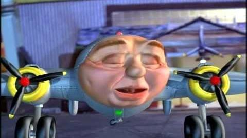Jay Jay the Jet Plane - Episode 7 - Jay Jay's Bad Dream