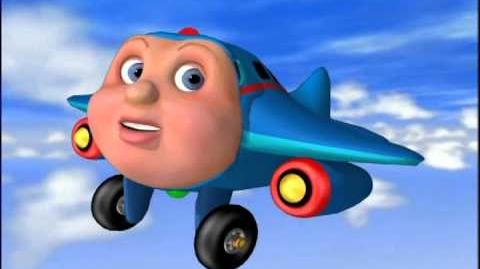 Jay Jay the Jet Plane - Episode 12 - Something Special