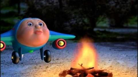 Jay Jay the Jet Plane - Episode 5 - Jay Jay and The Stars at Night