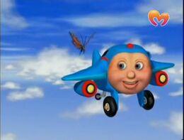 """Jay Jay """"My little bitty butterfly, Breezy"""" JJBA"""