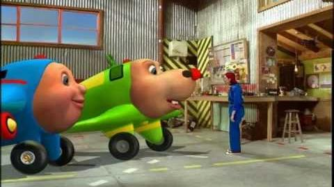 Jay Jay the Jet Plane - Episode 40 - Snuffy's Favorite Color