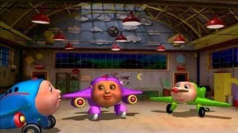 Jay Jay the Jet Plane - Episode 13 - Babysitting Blues