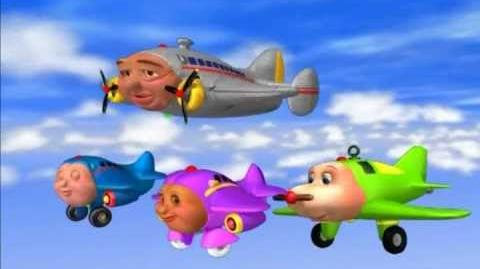 Jay Jay the Jet Plane - Episode 21 - Are We There Yet?