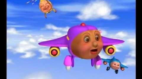 Jay Jay the Jet Plane - Music Video - Tracy's Song For Amelia Earhart