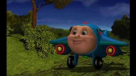 Jay Jay the Jet Plane - Episode 2 - Big Jake's Birthday Surprise