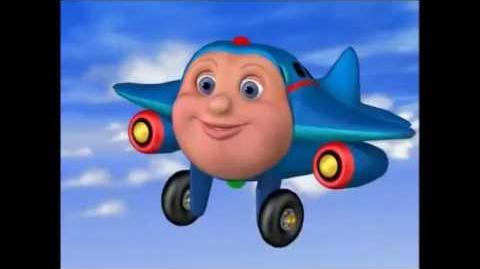 Jay Jay the Jet Plane - Imagination Celebration (TV Version)