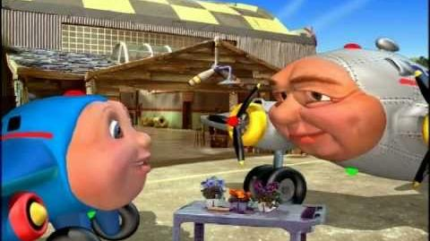 Jay Jay the Jet Plane - Episode 13 - Jay Jay Earns His Wings