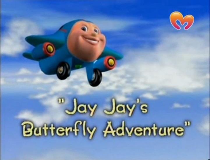 Jay Jay S Butterfly Adventure Jay Jay The Jet Plane Wiki Fandom
