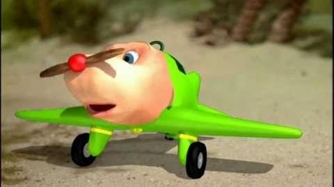 Jay Jay the Jet Plane - Episode 21 - Problem In Pangabula