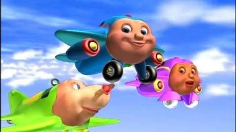 Jay Jay the Jet Plane - Episode 4 - Snuffy's First Day of School