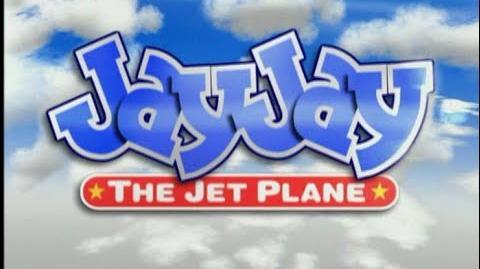 Jay Jay The Jet Plane - Jay Jay Meets The Cloud King (UK)