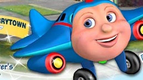 Jay Jay the Jet Plane - Grumpy O'Malley