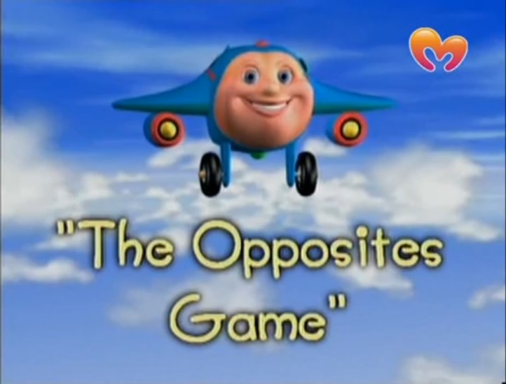 The Opposites Game Episode Jay Jay The Jet Plane Wiki Fandom