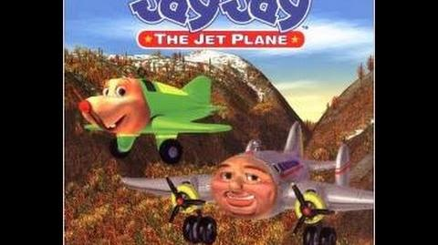 Jay Jay the Jet Plane - Snuffy's Thanksgiving