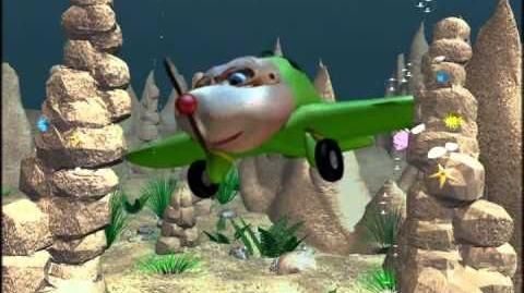 Jay Jay the Jet Plane - Episode 23 - Snuffy Discovers the Ocean