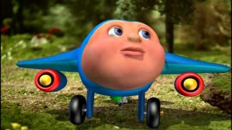 Jay Jay the Jet Plane - Episode 6 - Wing Wigglin'