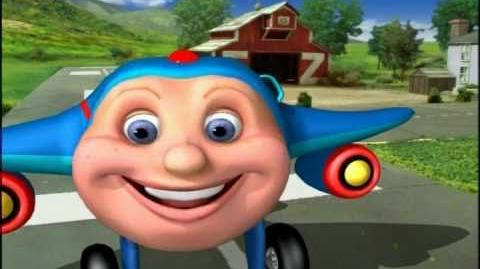 Jay Jay the Jet Plane - Episode 17 - I Love Your Funny Face