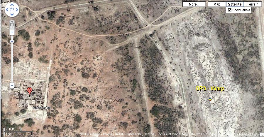 0P3 Mohenjo Daro Warp Map.png