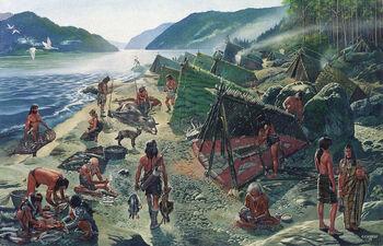 Paleothic Man