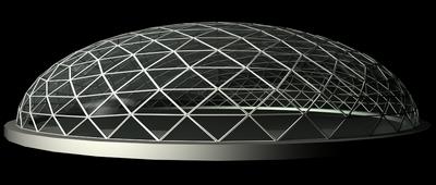 Big Geodesic Dome