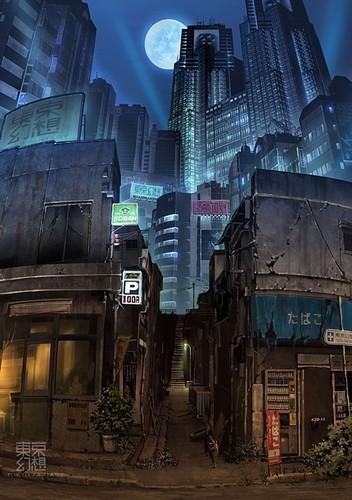 Cyberpunk City1