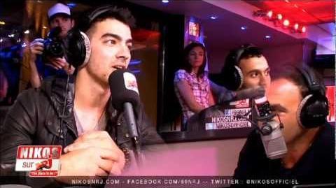 Joe Jonas-funny moments (MUST WATCH)! @MaryJustForFun