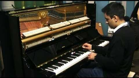 """Human Nature"" - Vijay Iyer Trio Live"