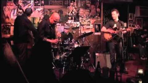 "Adam Rogers Quartet at The Baked Potato ""Impressions"""