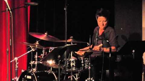 Allison Miller drum solo