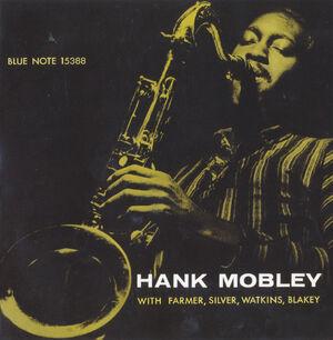 Hank Mobley Quintet (Front)