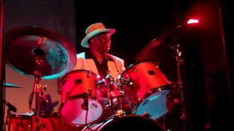 Bernard Purdie Drum Solo