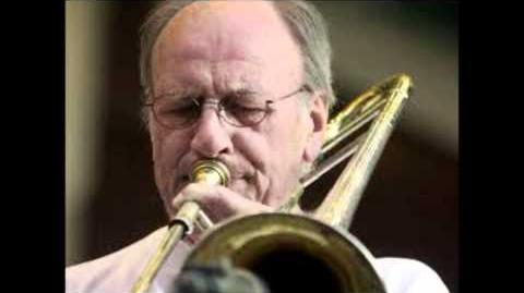 Albert Mangelsdorff Trombone plays Lionel Richies ''Hello''