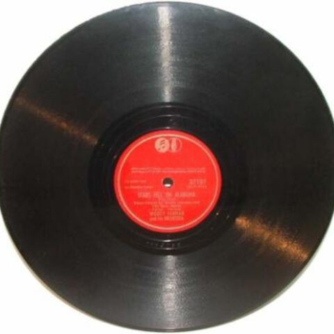 Vinyl Long Playing (LP) Record