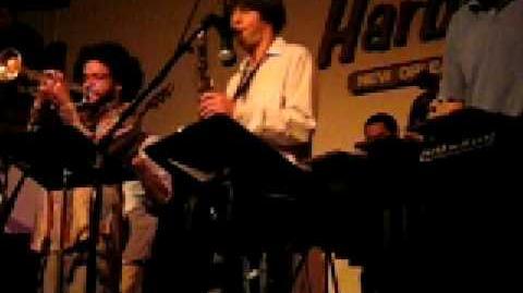 Ashlin Parker Quartet