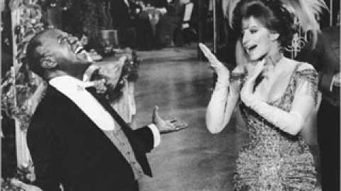 Barbra Streisand - Hello Dolly! (with Louis Armstrong and the 'Hello Dolly!' movie cast)