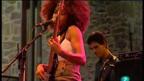 Esperanza Spalding | JazzSkool org | FANDOM powered by Wikia