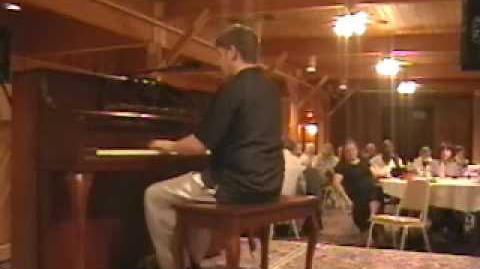"""I Ain't Got Nobody"" - Paul Asaro @ Scott Joplin Ragtime Festival ~June 2007"