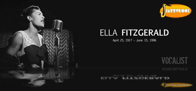 Fitzgerald Ella Header