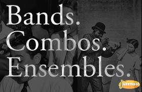 BandsCombosEnsembles