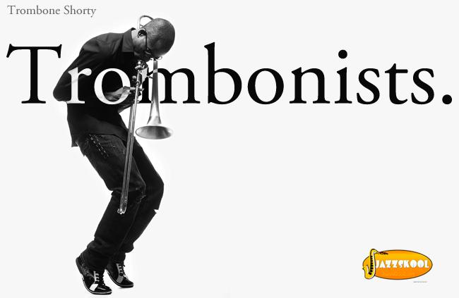 Trombonists