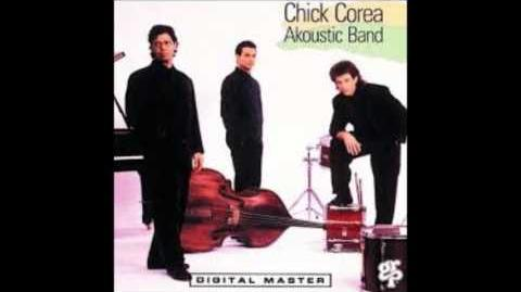 Chick Corea Akoustic Band Spain