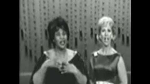 'Three Little Maids..' Joan Sutherland Dinah Shore Ella Fitzgerald