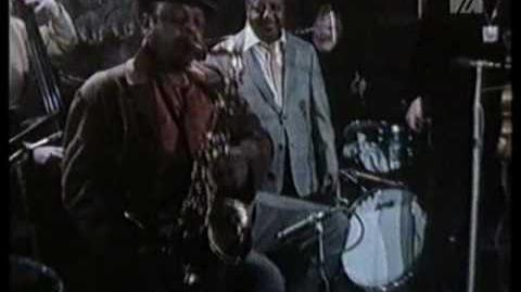 Ben Webster and Charlie Shavers