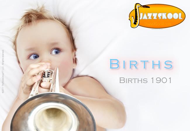 Births1901