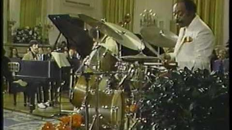 1982 CHICK COREA, ROY HAYNES, MIROSLAV VITOUS at the White House